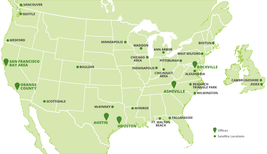 ToxStrategies Locations US